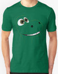 The Good Dinosaur Arlo Big Face T-Shirt