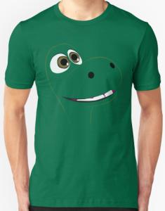 Arlo The Good Dinosaur Big Face T-Shirt