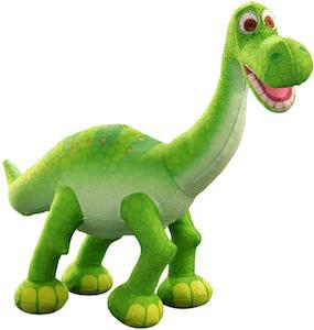 Arlo Talking Plush Dinosaur