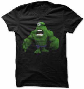 The Minion Hulk T-Shirt