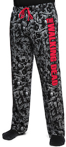 The Walking Dead Walkers Pajama Pants