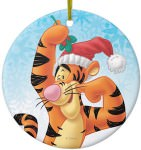 Tigger Christmas Tree Ornament