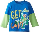 Kids The Good Dinosaur Get Goin' T-Shirt