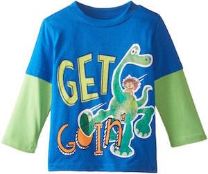 The Good Dinosaur Get Goin T-Shirt