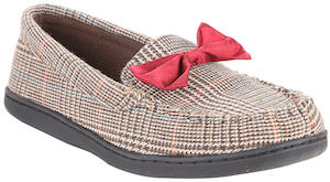 11th Doctor Who Moccasin Slippers