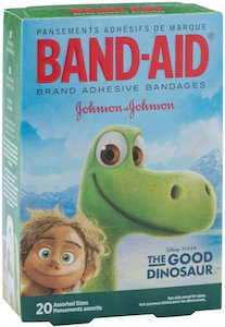 The Good Dinosaur Band Aid
