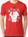 Baymax The Frosty Snowman T-Shirt