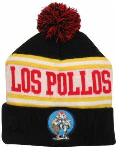 Breaking Bad Los Pollos Hermanos Pom Pom Beanie