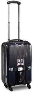 Darth Vader Armor Rolling Suitcase