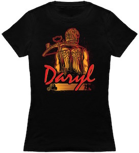 The Walking Dead Daryl Driving T-Shirt