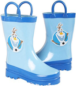 Frozen Olaf Toddler Rain Boots