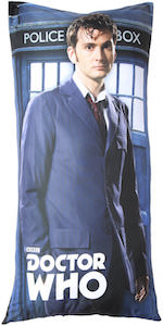 Doctor Who The Doctor Body Pillow