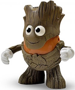 Groot Mr. Potato Head Toy