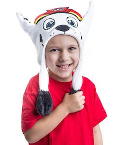 PAW Patrol Marshall Flipeez Winter Hat