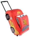 Lightning McQueen Rolling Suitcase