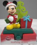 Mickey Mouse Stocking Holder