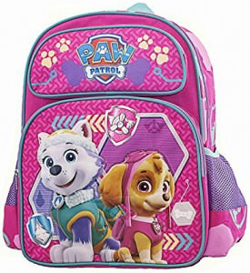 PAW Patrol Pink Backpack