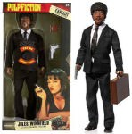 Pulp Fiction Jules Winnfield Talking Action Figure