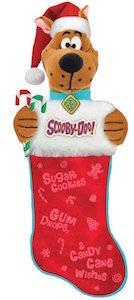 Scooby-Doo Plush Christmas Stocking