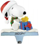 Snoopy And Woodstock Stocking Holder