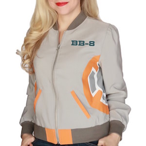 BB-8 Women's Bomber Jacket