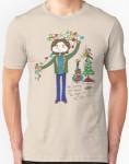 Supernatural Christmas Decorating Christmas T-Shirt
