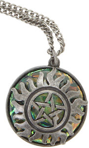 Supernatural Anti-Possession Pendant Necklace