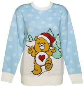 Care Bears Tenderheart Christmas Sweater