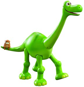 The Good Dinosaur Arlo Action Figure