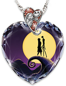 The Nightmare Before Christmas Pendant Necklace