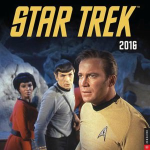 The Original Series 2016 Star Trek Wall Calendar