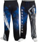 Dr. Who Weeping Angel Lounge Pants