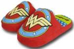 Wonder Woman Plush Slippers