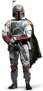 Boba Fett 17 1/2 Inch Tall Action Figure