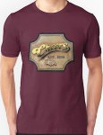 Cheers sign t-shirt