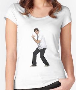 Chuck Bartowski T-Shirt
