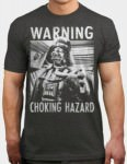 Darth Vader Choking Hazard T-Shirt