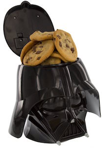 Star Wars Darth Vader Breathing Cookie Jar