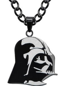 Darth Vader Pendant Necklace