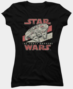 Millennium Falcon Returns T-Shirt