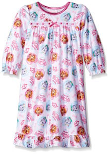 PAW Patrol Little Girls Nightgown