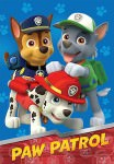 PAW Patrol Chase, Marshall And Rocky Blanket