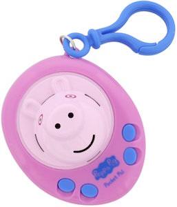 Peppa Pig Pocket Pall Key Chain