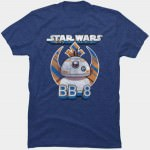 Rebel Alliance BB-8 T-Shirt