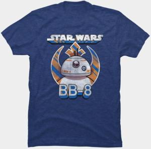 Rebel Alliance BB-8 T-Shirt