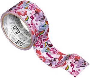 My Little Pony Duct Tape