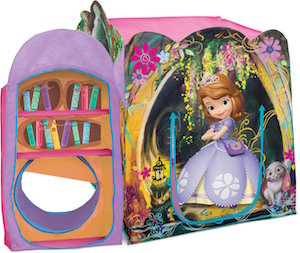 Sofia The First Play Tent