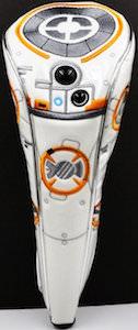 Star Wars Golf Club head cover bb-8