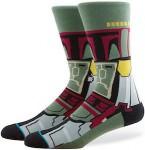 Star Wars Boba Fett crew Socks