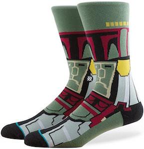 Boba Fett Crew Socks